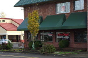China Delight Restaurant in Corvallis Oregon