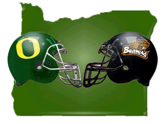Oregon Football Civil War